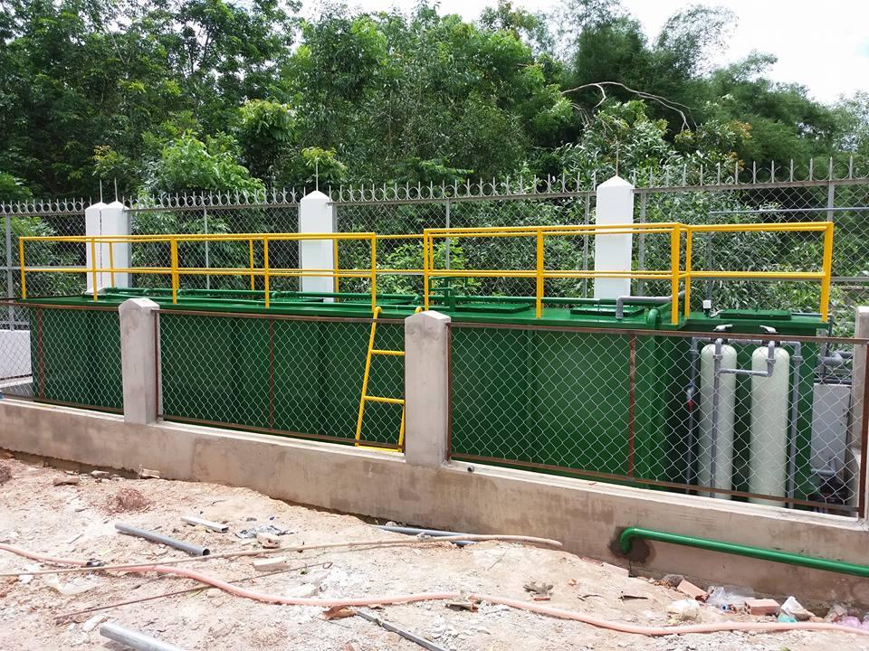 Quy trình xử lý nước thải phòng thí nghiệm