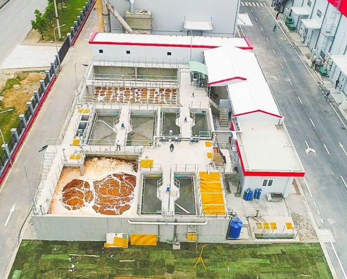 Công ty xử lý nước thải chế biến thủy sản