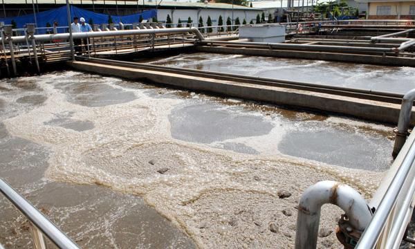 Xử lý nước thải bằng phương pháp sinh học hiểu khí