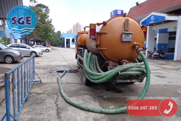 Công ty cổ phần vệ sinh môi trường đô thị Hà Nội