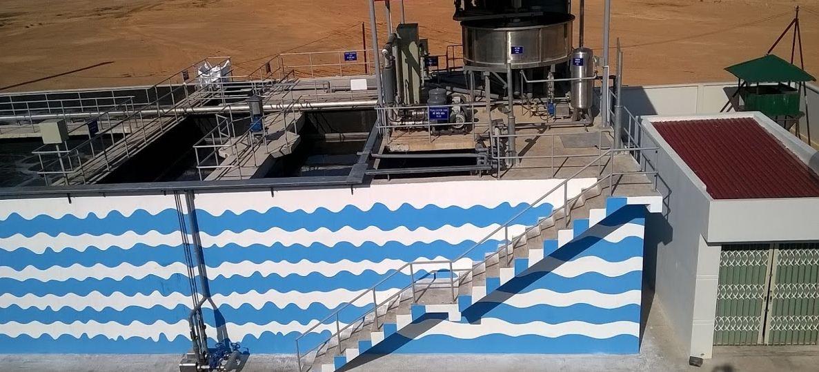 Công ty xử lý nước thải - Công ty Môi Trường SGE