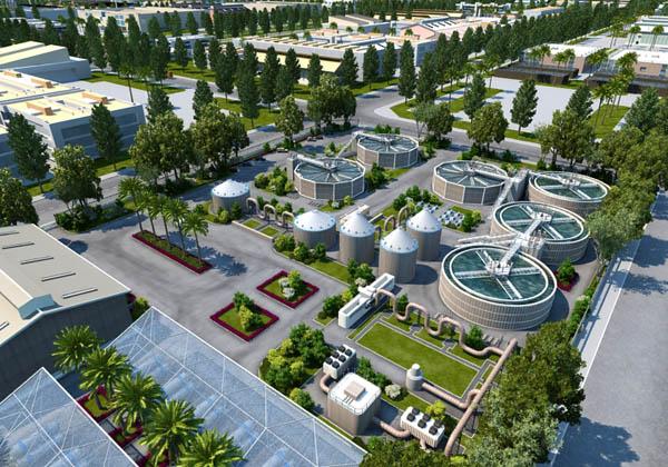Hệ thống xử lý nước thải tại Đồng Nai
