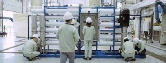 Theo dõi vận hành, bảo dưỡng bảo trì và cải tiến hệ thống xử lý nước tinh khiết