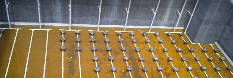 Cải tạo nâng cấp hệ thống xử lý nước thải theo công nghệ sinh học hiếu khí