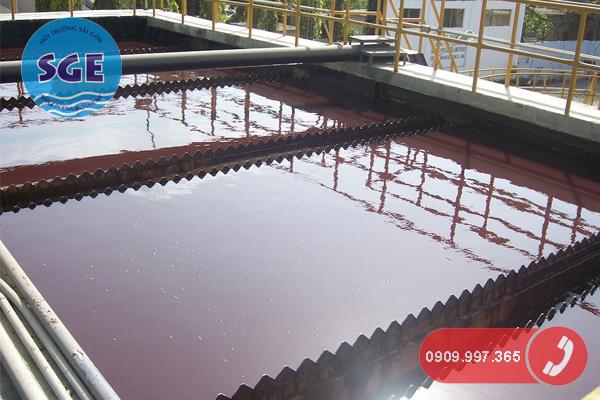 Phân tích xử lý nước thải dệt nhuộm
