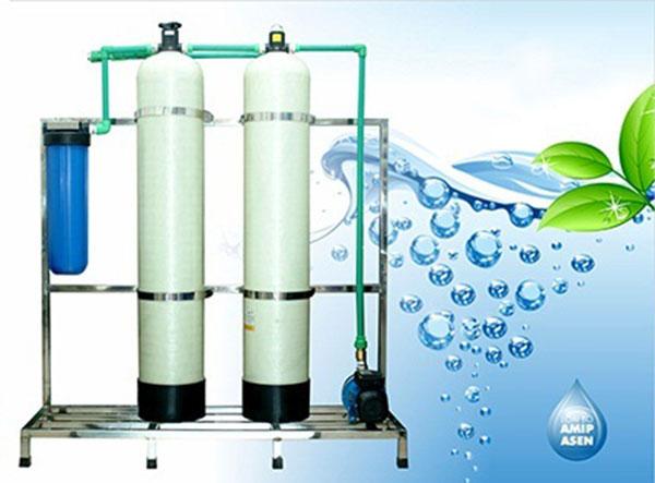 Hệ thống lọc nước sinh hoạt cấp 2