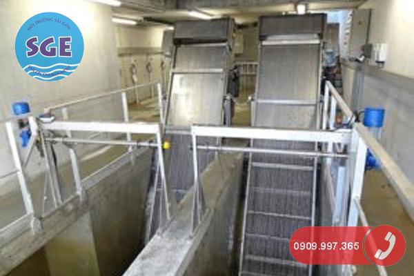 Giải pháp Xử lý nước thải công nghiệp bằng phương pháp cơ học