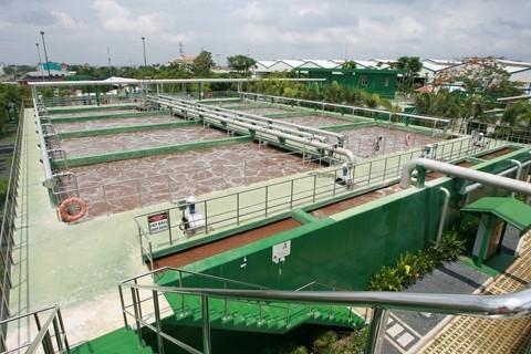 Hệ thống xử lý nước thải xà phòng