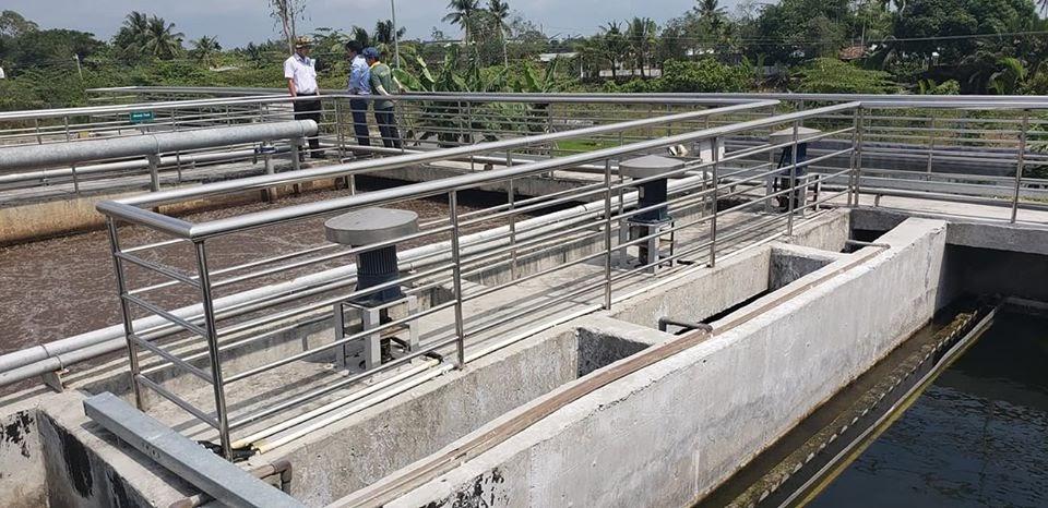 Xử lý nước thải ngành sản xuất hóa mỹ phẩm