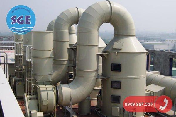 Công ty xử lý khí thải