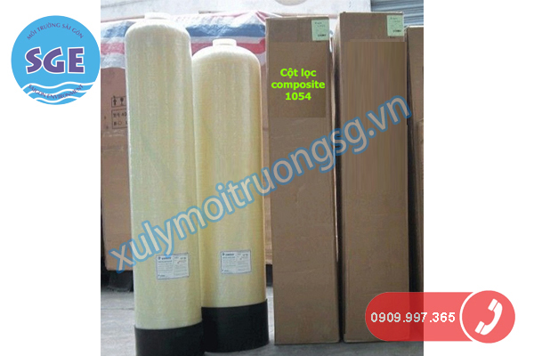 Cột lọc Composite 1054