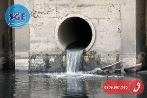 Mẫu đơn xin cấp phép xả thải vào nguồn nước