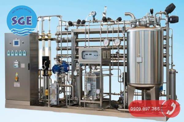 Hệ thống xử lý nước công nghiệp