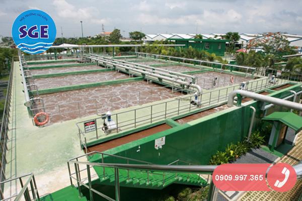 Hệ thống xử lý nước thải giấy