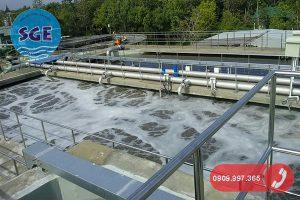 Khái niệm và giải pháp của xử lý nước thải công nghiệp