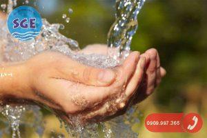 Nước cấp cho sinh hoạt