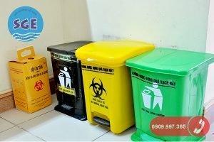 Phân loại rác thải y tế