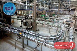 Hệ thống xử lý nước thải chế biến sữa
