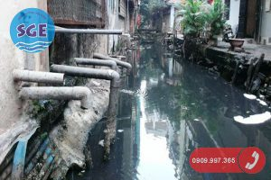 Hệ thống xử lý nước thải sinh hoạt khu dân cư