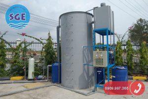 Đơn vị xử lý nước thải tại TPHCM