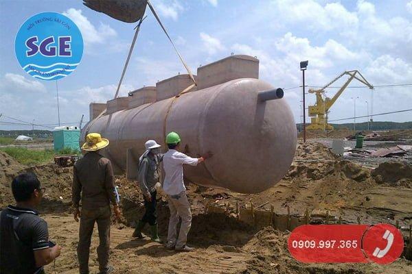 Chi phí lắp đặt hệ thống xử lý nước thải công nghiệp