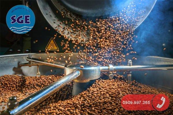 Ngành công nghiệp chế biến cà phê