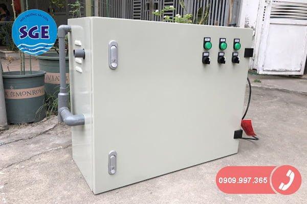 Máy xử lý nước thải phòng khám nha khoa