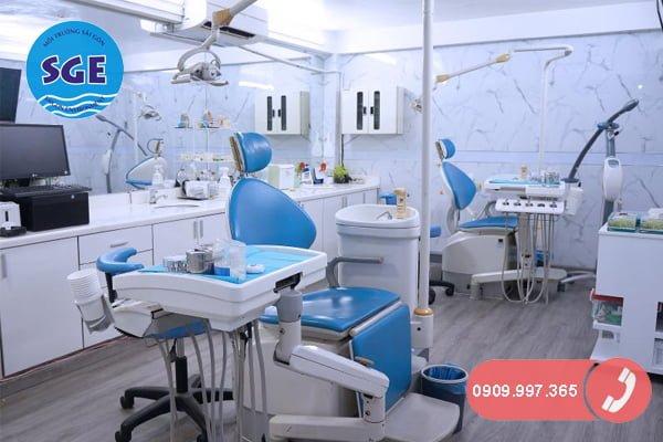 Mô hình phòng khám nha khoa